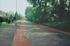 TRL road design