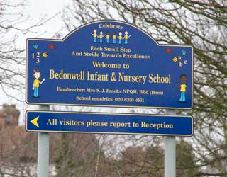 Bedonwell infants school