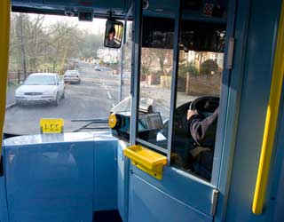 New Road from B11 bus