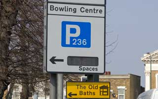 Bowling Centre car park